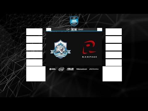 IEM Season 11 - Challenger Paris RPG vs. DP 1. Maç