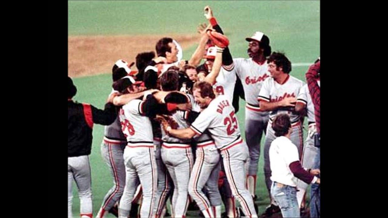 Image result for baltimore orioles 1983 images
