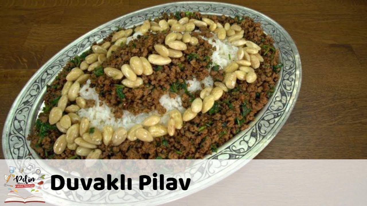 Duvaklı Pilav Tarifi – Pilav Tarifleri