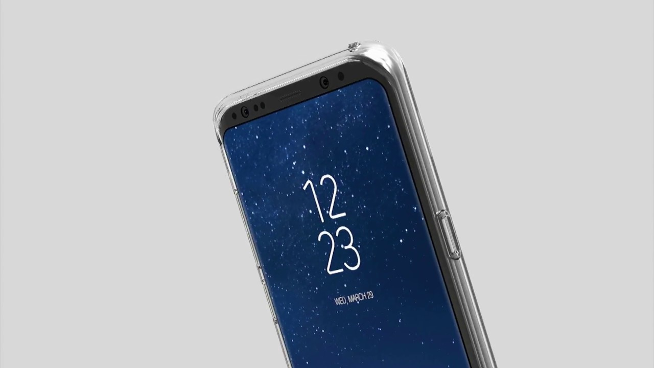 94787ac47 Ringke Fusion for Samsung Galaxy S8   S8+ Plus - YouTube
