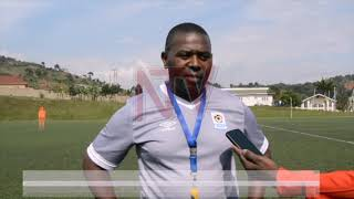Uganda U20 Women's National side trains ahead of Kenya clash