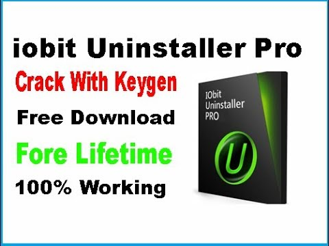 IObit Uninstaller 8 PRO Serial Key Crack 2018 by BinniX