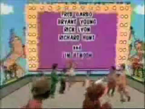 Sesame Street: season 24-27 end credits (1992-1995)