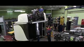 Завод SKY WAY! Серийное Производство Юнибусов и Юнибайков