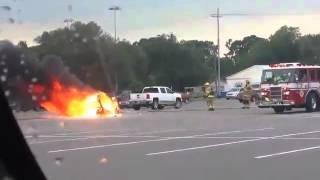 Smart Car Fire