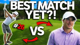 The Greatest Sunday Match Yet!? | Sunday Match #26 | GM GOLF