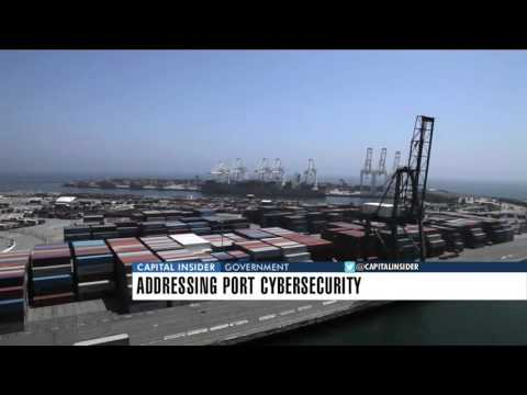 Addressing port cybersecurity