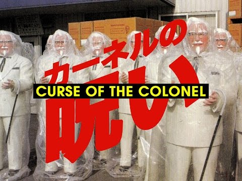 the colonel comes to japan
