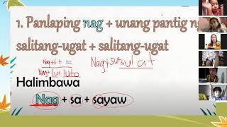 MTB, AP adn Math week 3 3qtr April 5, 2021