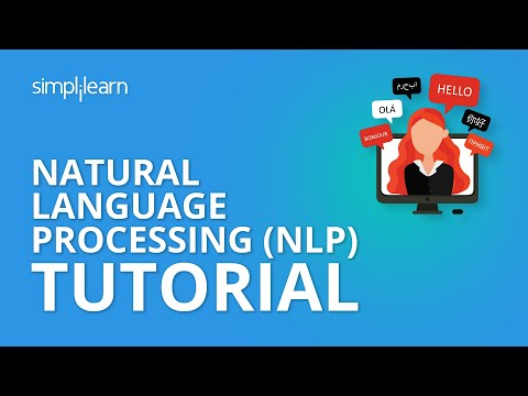 Natural Language Processing (NLP) Tutorial | Data Science Tutorial | Simplilearn