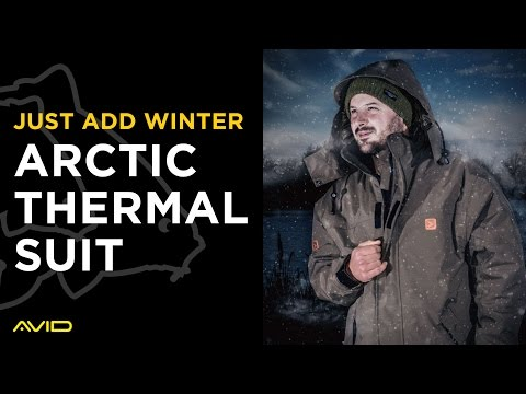 AVID CARP- Arctic Thermal Suit