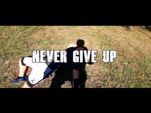 Never Give Up Alex Lee Motivation System Martial Arts
