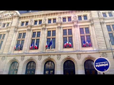 Sorbonne University Paris June 18, 2013