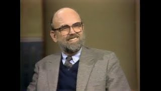 John Ehrlichman on Letterman, March 25, 1982 audio fixed