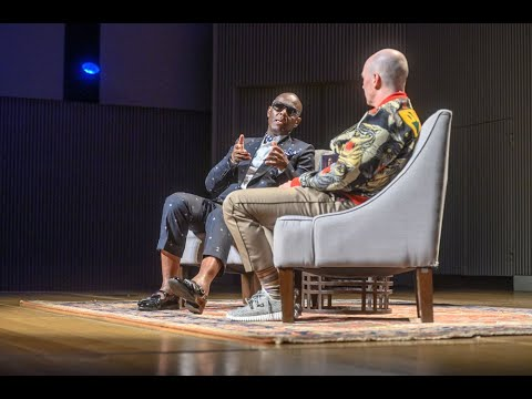 Making Culture, Making Influence -- Dapper Dan in Silicon Valley