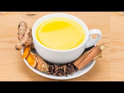 Wie man Zimt-Gelbwurz-Tee macht, um Entzündungen natürlich zu bekämpfen!