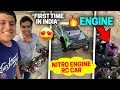 India's First Nitro 32CC Engine RC Car !! 🔥🔥🔥