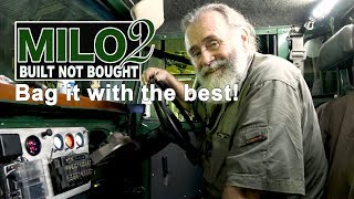 Milo 2 - Airbag Man Install - Built Not Bought - 40 Series - Roothy