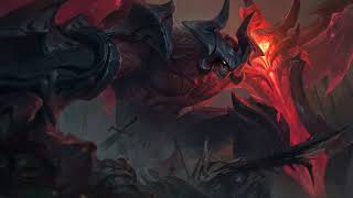 Aatrox Login Screen Animation Theme Intro Music Song【1 HOUR】