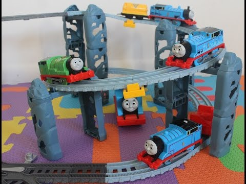 Thomas And Friends Trackmaster Mad Dash On Sodor Set