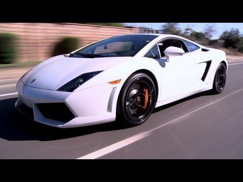2012 Lamborghini Gallardo - Jay Leno