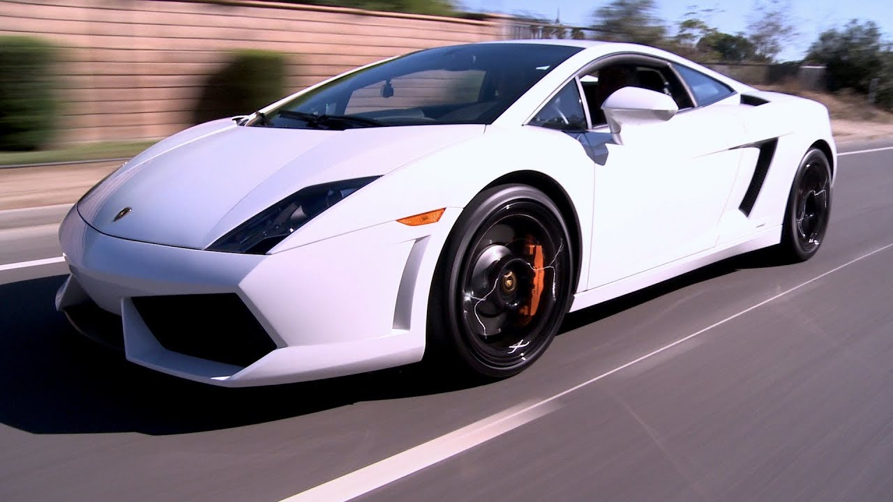 Lovely 2012 Lamborghini Gallardo   Jay Lenou0027s Garage   YouTube