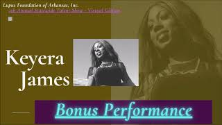 Keyera James : Bonus Performance  : 4th A.S.T.S  (Virtual Edition)