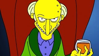 Harry Shearer Returns to The Simpsons