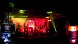 Banda Valetes toca ants do show do a-ha, em Bauru.mov.mov