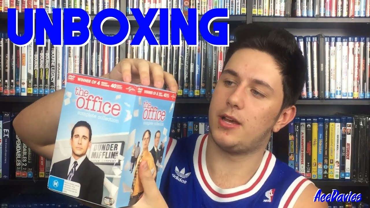 The Office Complete Series Unboxing