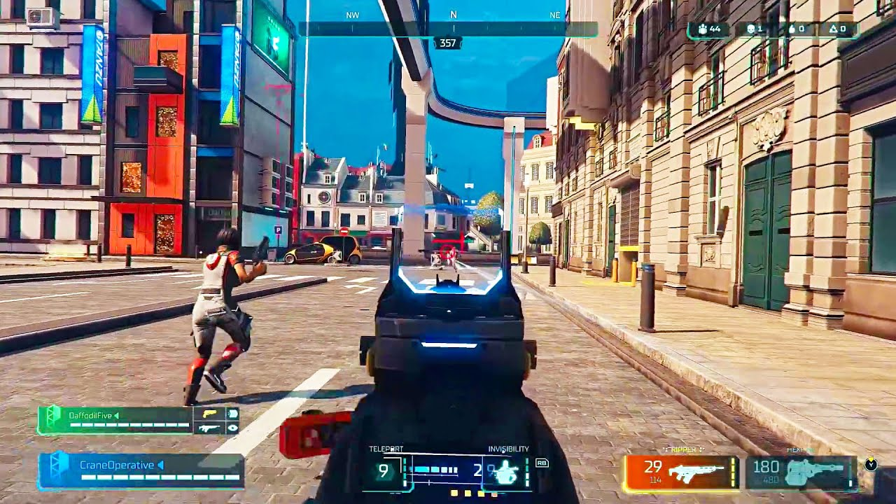 CALL OF DUTY MODERN WARFARE Multiplayer Gameplay Trailer