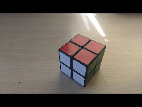 How to solve a 2x2 Rubik's Cube (Beginners Guide!)