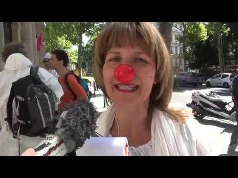 Action contre RoundUp - Mai 2015