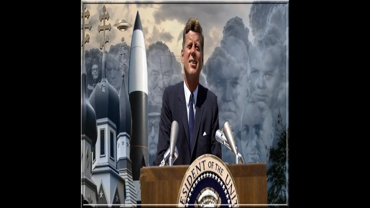 FILM: Peter Levenda - Perfect Storm: JFK, Nazis, & Renegade Bishops