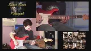 Stone Sour - Peckinpah (Guitar Cover)