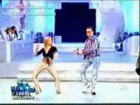 VANDAMME dancing