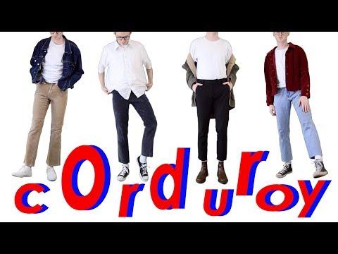 How I Style: Corduroy (Jeans & Jackets)