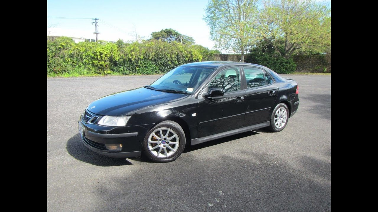 2004 saab 9 3 2 0 turbo intercooled euro sedan 1 reserve. Black Bedroom Furniture Sets. Home Design Ideas