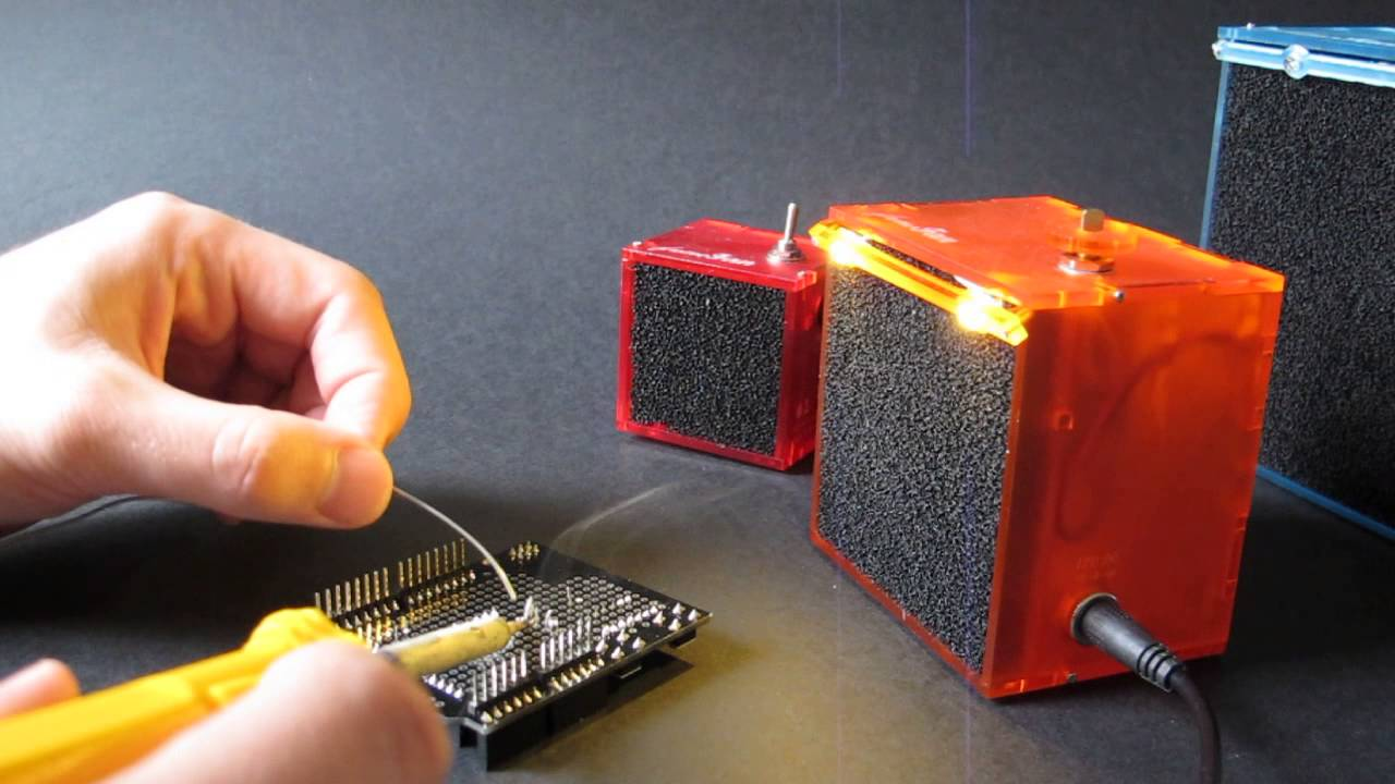 The Fumefan Soldering Fumes Extractor Put To The Test