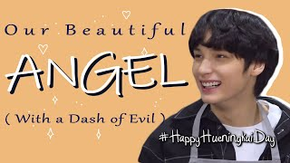 HueningKai, Our Beautiful Angel (With a Dash of Evil) | 투모로우바이투게더 휴닝카이 생일