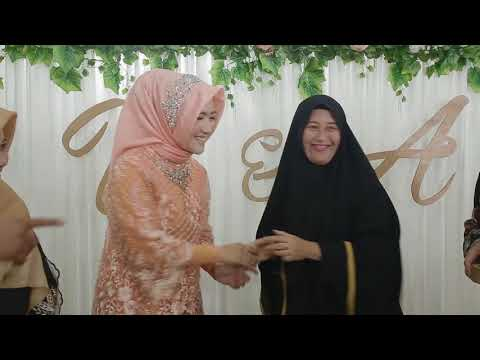 Engagement Ulfa & Agung 29 September 2018