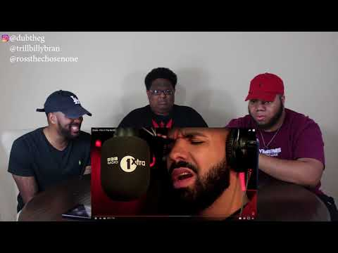 Drake - Fire In The Booth | REACTION