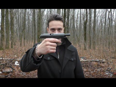 МР 654К | Обзор на пневматический пистолет от Байкала