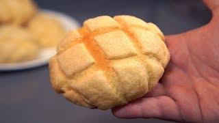 ℗ Melonpan japonés receta tradicional | superpilopi 