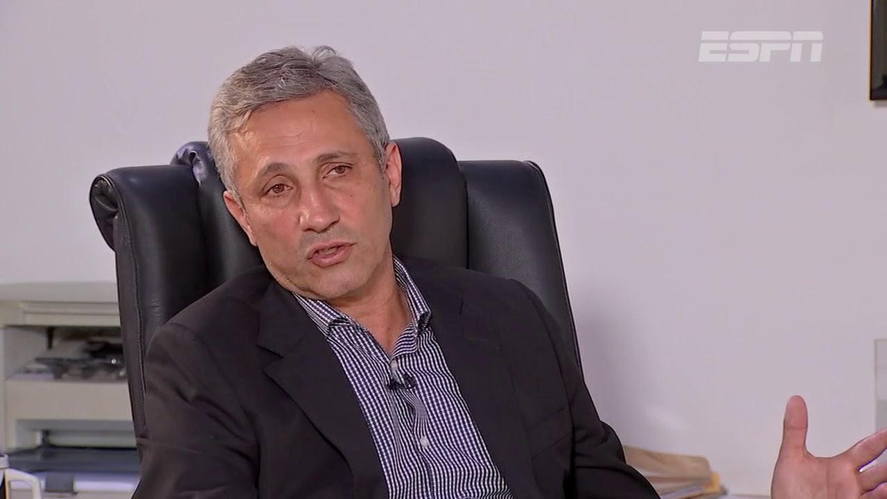2460241ff40e7 Mauro Cezar entrevista Alexandre Campello
