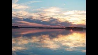 Первозданная красота Баганских озёр