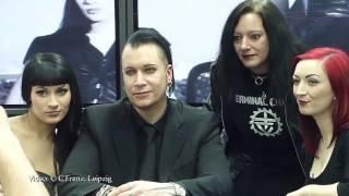 Blutengel Autogrammstunde 2012