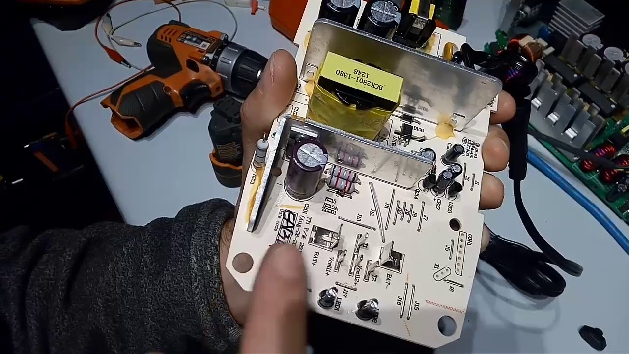 hight resolution of how to fix 12v rigid charger