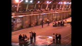 Юрий Борзаковский 7.12.1996г. Москва, ГЦОЛИФК, 1000м. 15,5 лет