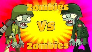 Plants vs. Zombies 2 Gameplay Zombies vs Zombies Extra Challenge Plantas Contra Zombies 2 PVZ 2